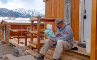 Yellowstone's Treasure Cabins